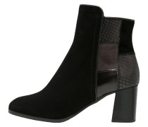 Ankle Boot nero/metal
