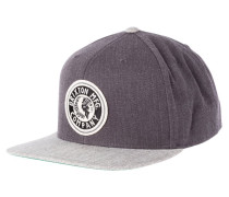 RIVAL Cap light grey heather/charcoal heather