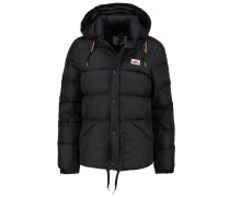 BOWERBRIDGE Winterjacke black
