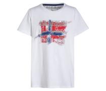 SISALIA - T-Shirt print - bright white