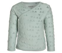 DANVERS Langarmshirt grey mint