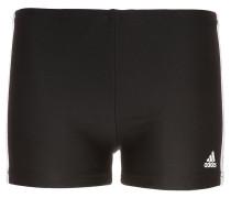 Badehosen Pants black/white