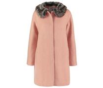 Wollmantel / klassischer Mantel blush