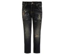 BERNIE - Jeans Skinny Fit - citta wash