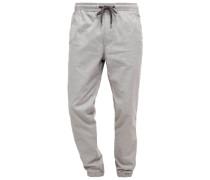 Stoffhose light grey