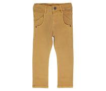 NIJON Jeans Straight Leg golden apricot