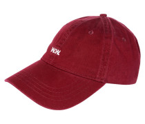 Cap - dark red