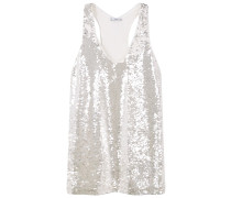 LENTEL Cocktailkleid / festliches Kleid silver