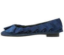 ALICE - Klassische Ballerina - denim/blue