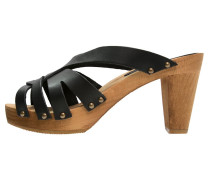 FALINE Clogs black