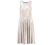 Cocktailkleid / festliches Kleid gold
