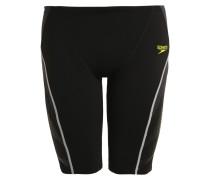 SPLICE JAMMER Badehosen Pants black/lime punch/oxid grey