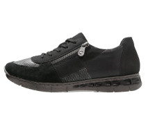 Sneaker low schwarz/granit