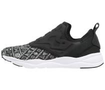 FURYLITE GT - Sneaker low - black/white