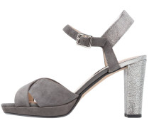 KENDRA PETROL High Heel Sandaletten dark grey