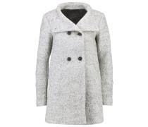 ONLNEW SOPHIA Wollmantel / klassischer Mantel light grey melange