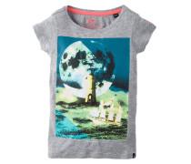 SALUTE - T-Shirt print - grau
