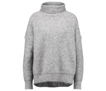 SORONCO Strickpullover grey