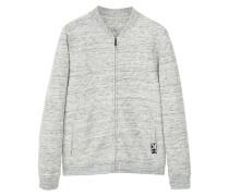 HOODIE - Bomberjacke - light heather grey