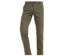PACIFIC FIELD - Stoffhose -  olive