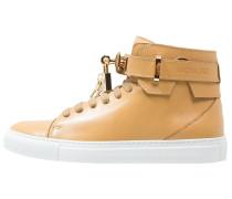 MONACO Sneaker high sand