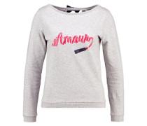 KRIMO Sweatshirt gris chine