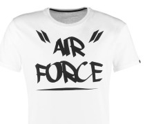 AIR FORCE TShirt print white