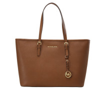 JET SET TRAVEL - Handtasche - brown