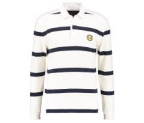 RUGBY - Poloshirt - white/blue