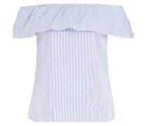 TICKING STRIPE - Bluse - multi blue