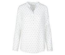 NILA - Bluse - off white