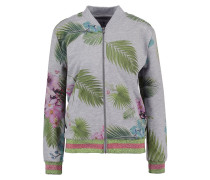 YUMI Sweatjacke tropical