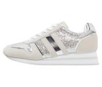 Sneaker low argento