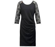 KAROLA INDIA - Jerseykleid - black deep