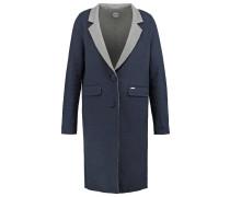 NAVETTA SATELLITE Wollmantel / klassischer Mantel blu griggio melange