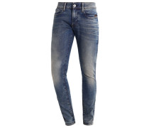 REVEND SUPER SLIM - Jeans Slim Fit - light-blue denim
