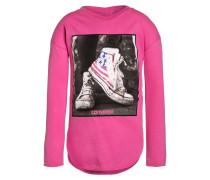 Langarmshirt mod pink