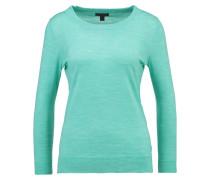 TIPPI - Strickpullover - turquoise