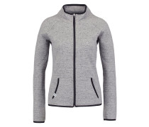 ONPGAZEL Sweatjacke medium grey melange