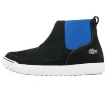 EXPLORATEUR Stiefelette black/blue