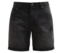 Jeans Shorts moonwash denim
