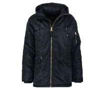 Parka - replica blue