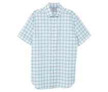 Hemd turquoise