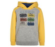 BRANSON - Kapuzenpullover - light grey melange