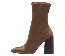 EMIL - High Heel Stiefelette - khaki