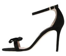 High Heel Sandaletten - nero