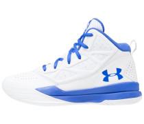 JET Basketballschuh white/team royal