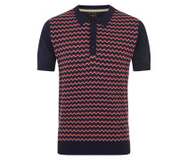 DEMICK Poloshirt dark red