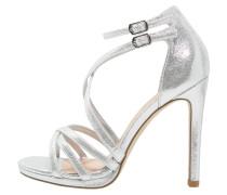 SABRINA High Heel Sandaletten silver