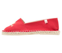 CANCUN - Espadrilles - red